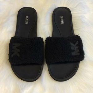 New MK Sandals